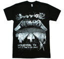 Metallica / Damage, Inc. Tour Tee (Black)