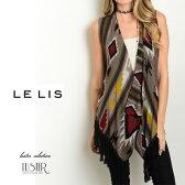 【Autumn0930】【メール便可】〈LELIS〉ライトブラウントライバルベスト/ロンハーマン RHC Cher ZARA H&M好きにおすすめ/西海岸