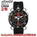 【国内正規品】【売れ筋】 GaGa MILANO ガガミラノ 腕時計 メンズ レディース 時計 CHRONO SPORTS 45MM クロノスポーツ45mm 7010.02 【10P03Dec16】