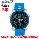 【国内正規品】GaGa MILANO ガガミラノ 腕時計 ウォッチ メンズ レディース CHRONO SPORTS 45MM クロノスポーツ45mm 7010.03
