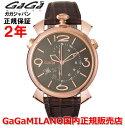 【国内正規品】【売れ筋】 GaGa MILANO ガガミラノ 腕時計 メンズ レディース 時計 MANUALE THIN CHRONO 46mm マニュアーレ46mm クロノ 5098.03BW 【10P03Dec16】