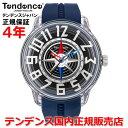 【国内正規品】Tendence/テンデンス 時計 メンズ レディース KING DOME/キングドーム TY023006 【10P03Dec16】