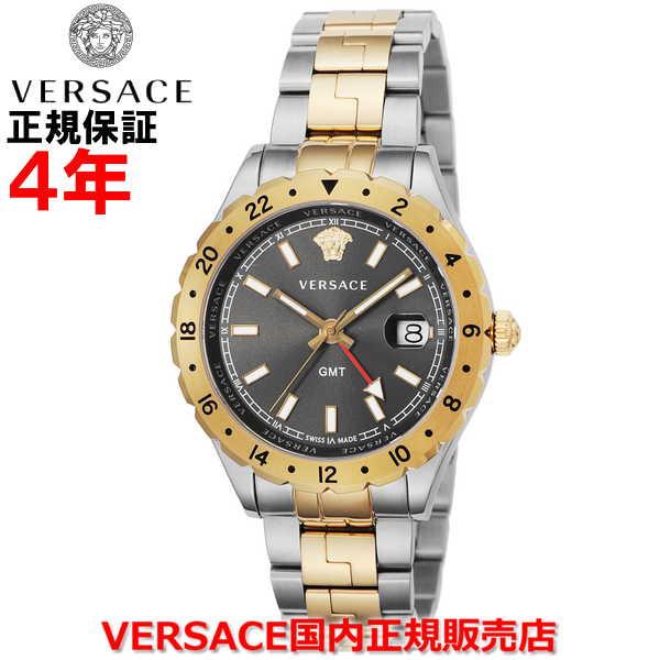 V11040015  【国内正規品】【売れ筋】※国内正規品のみオーナー登録して頂く事により4年保証となります。 VERSACE/ヴェルサーチ メンズ 腕時計 HELLENYIUM/ヘレニウム    【10P03Dec16】