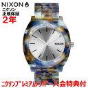 NIXON アクセサリー感覚で着用可能なTime Teller Acetate Watercolor Acetate/ウォーターカラーアセテート