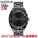 NIXON アクセサリー感覚で着用可能なTime TellerBlack/Silver/Multi ブラック/シルバー/マルチ