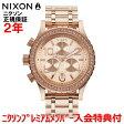 【国内正規品】☆レビューをご記入いただいたお客様にNIXONオリジナルノベルティをプレゼント!!☆ NIXON ニクソン 腕時計 レディース 38-20 Chrono/クロノ 38mm NA404897-00 【532P16Jul16】