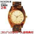 【国内正規品】☆レビューをご記入いただいたお客様にNIXONオリジナルノベルティをプレゼント!!☆ NIXON ニクソン 腕時計 メンズ レディース Time Teller Acetate/タイムテラーアセテート NA3271424-00 【10P29Aug16】