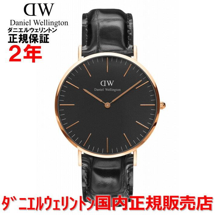 【国内正規品】Daniel Wellington/ダニエルウェリントン 腕時計 メンズ レディース Classic Black/クラシックブラック Reading/リーディング 40mm DW00100129  【10P03Dec16】  Classicコレクションの時計は、ミニマリズムが時代を超えて愛されるデザインであることを証明しています。Classic Black/クラシックブラック Reading/リーディング 40mm