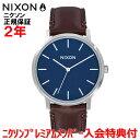 【国内正規品】☆レビューをご記入いただいたお客様にNIXONオリジナルノベルティをプレゼント!!☆ NIXON ニクソン 腕時計 メンズ レディース Porter Leather 40mm/ポーターレ
