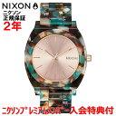 【国内正規品】【日本限定モデル】 NIXON ニクソン 腕時計 メンズ レディース Time Teller Acetate/タイムテラーアセテート NA3272943-00