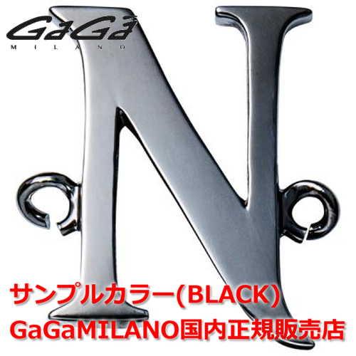 【国内正規品】GaGa MILANO/ガガミラノ Men's Ladies/メンズ レディース HBブレス/紐ブレスレット HB-INITIAL2-N イニシャル