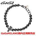 【国内正規品】【売れ筋】GaGa MILANO/ガガミラノ Men's/メンズ MBN-11BLK/...