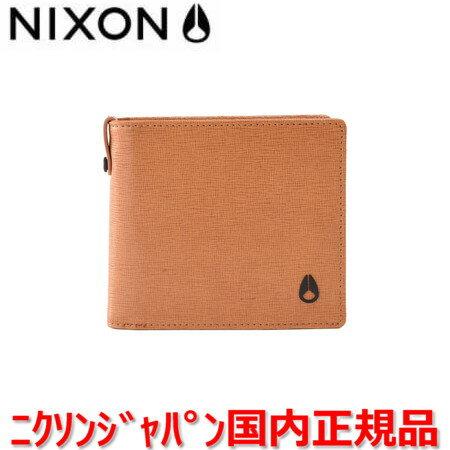 【日本限定モデル】【国内正規品】NIXON ニクソン Wallet/ウォレット 二つ折り財布 メンズ レディース Mills II WALLET/ミルズ2ウォレット NC27272781-00
