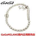 """【国内正規品】【雑誌HEROS 2016年11月号掲載モデル】GaGa MILANO ガガミラノ Men's Ladies/メンズ レディース GB Bracelet/GBブレス GB-1 番号""""1"""""""