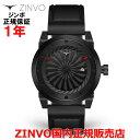 【国内正規品】ZINVO ジンボ メンズ 腕時計 ウォッチPHANTOM ファン