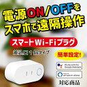 スマートWi-Fiプラグ AC1個口 スマートプラグ コンセント 家電操作 Wi-Fi 遠隔操作 1穴 スマートライフ  Alexa スマート電源 防犯 タイマー機能付(LUX-NX-SM300)