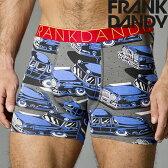 【7/31まで2480円】 FRANK DANDY/Low riders Boxer(グレー)【hade】【正規品】【レビューで5%OFF】【楽ギフ_包装選択】【あす楽】ボクサーパンツ誕生日 プレゼント ギフト ラッピング 無料 ^^彼氏 父 ロングヒット