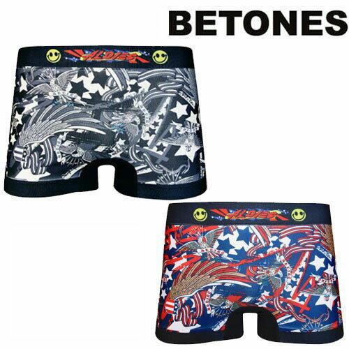【3枚〜送料無料】 BETONES BETONES×ALDIES ビトーンズ ボクサーパンツ メンズ ブランド 正規品 下着 パンツ インナー ローライズ 誕生日 プレゼント ギフト ラッピング 無料 ^^ 彼氏 父 男性 旦那 大人 敬老の日ギフト