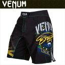 【6/4まで送料無料】 VENUM ベヌム/VENUM Carioca 3.0 FIGHTSHORTS(ブラック) ファイトショーツ ファイトパンツ 正規品 格闘技 ブラジリアン柔術 MMA UFC ファイトパンツ コンバットショーツ ボクシング キックボクシング^^彼氏 父 ロングヒット