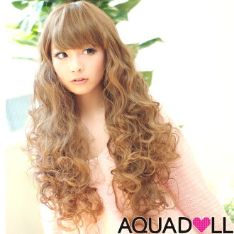 Wig extension wig long wig フルウィッグ wig extensions 20 color resistant wig Christmas gifts sale AQUADOLL SALE アクアドール