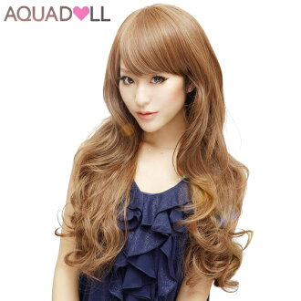Wig extension heat resistant フルウィッグ wig wig WIG long extensions only shipping with Internet wedding sale SALE AQUADOLL アクアドール