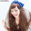 ウィッグエクステンションボリューミーワッフル [wg013]  Christmas present % OFF sale SALE AQUADOLL aqua Dole with the net for exclusive use of the heat resistance full wig wig WIG extension flare straight wig free shipping