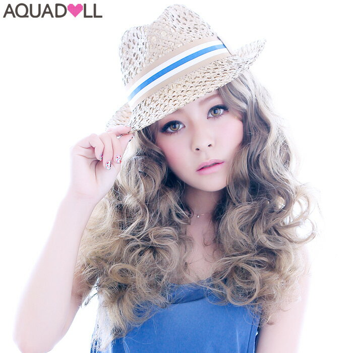Wig long Goya skarl long [wg008] heat full wig wig extensions WIG extension | | NET with shipping cosplay AQUADOLL aquador | | 05P25Oct14