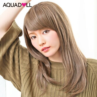 Wigs extensions heat resistant フルウィッグ wig WIG all 19 color shipping wig only extensions with Internet Christmas gifts sale SALE AQUADOLL アクアドール.
