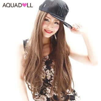 Wig long straight heat-resistant フルウィッグ wig WIG extension wigs shipping wedding sale AQUADOLL SALE アクアドール