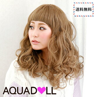 Wig extension heat-resistant フルウィッグ wig wig WIG extensions long shipping with Internet wedding sale AQUADOLL SALE アクアドール fs3gm