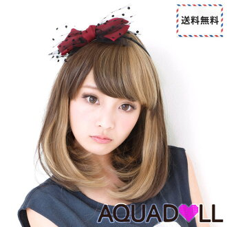 Wig Bob extension heat resistant フルウィッグ wig WIG extensions including shipping with Internet wedding sale SALE AQUADOLL アクアドール