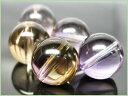 高品質天然石ビーズ アメトリン AAA10.0ミリ玉 粒売