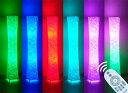 送料無料 LEISA スタンドライト フロアスタンド フロアライト フロアランプ 調光と色のロマンチックな楽しい雰囲 創意 和風 居間用 間接照明おしゃれ &2個 LED RGB電球 調光&調色無線式リモコン操作 プレゼント (132X26CM) lvyuan