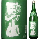 【新潟】渡辺酒造店 根知男山 本醸造 1.8L【清酒】【05P06Aug16】