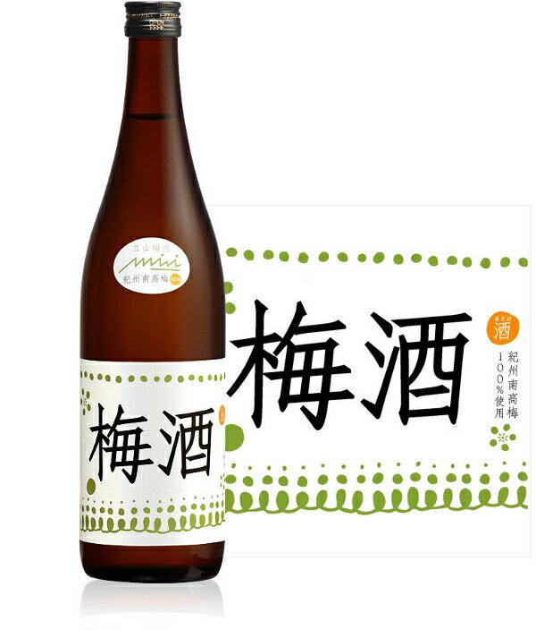 【銀嶺立山】立山梅酒 720ml【レビュー書いて...の商品画像