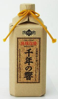 25° 千年の響(泡盛) 720ml*<ギフト プレゼント Gift 贈答品 内祝い お返し お酒>