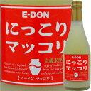 二東(イードン) にっこりマッコリ 360ml【清酒】<ギフト プレゼント Gift お酒>