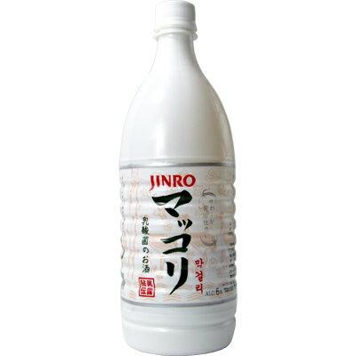 JINRO(ジンロ) マッコリ 1Lペット【韓...の紹介画像2