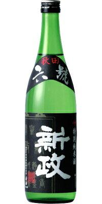 新政 六號 特別純米酒(日本酒)