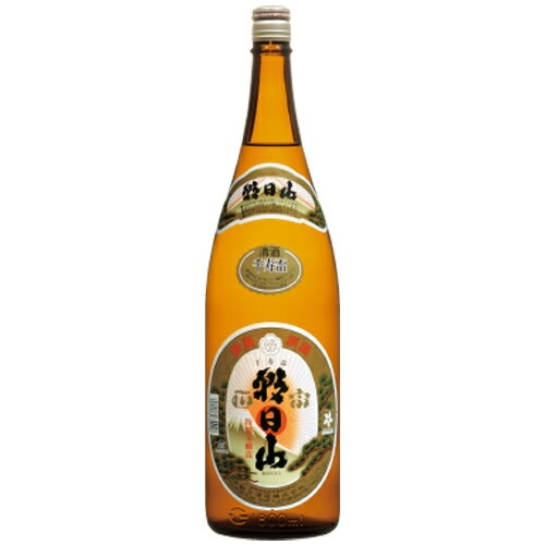 朝日山 千寿盃 1800ml【清酒】<日本酒 ギフト プレゼント Gift 贈答品 お酒>