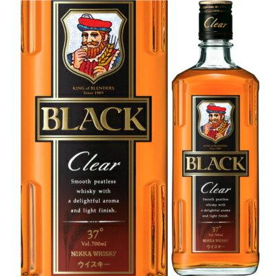 【ウイスキー】ニッカ ブラックニッカ クリア 瓶...の商品画像