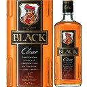 ショッピングウイスキー 【ウイスキー】ニッカ ブラックニッカ クリア 瓶 700ml<ウイスキー ウィスキー お酒 父の日 ギフト プレゼント Gift 贈答品 内祝い お返し お酒>