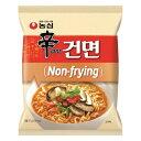 ショッピング非常食 農心 ノンフライング 辛 ラーメン 乾麺 97g X 5袋 韓国 食品 食材 料理 インスタントラーメン 非常食