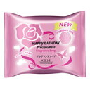Happy bus D precious Rose fragrance soap N 80 g◇