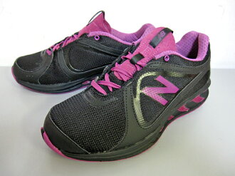 NEWBALANCE WW855 BP WIDTH EE toning New Balance Lady's sneakers