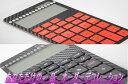 【メール便可】デコレーショ電卓 全2色 クリスタルバージョン アスカ製 C1204 【楽ギフ_包装選択】【Q】
