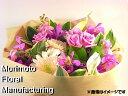 大胆で艶やかなパープル花束【紫ブーケ】【生花】【楽ギフ_包装】【楽ギフ_メッセ入力】