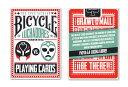 【トランプ】 BICYCLE LUCHADORES ≪バイスクル ルチャドーレス≫【ネコポス対応可】