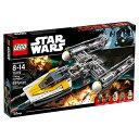 LEGO レゴスターウォーズ 75172 Yウィング・スター...