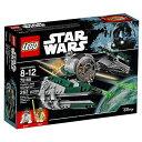 LEGO レゴスターウォーズ 75168 Yoda's Jedi Starfighter ヨーダのジ...